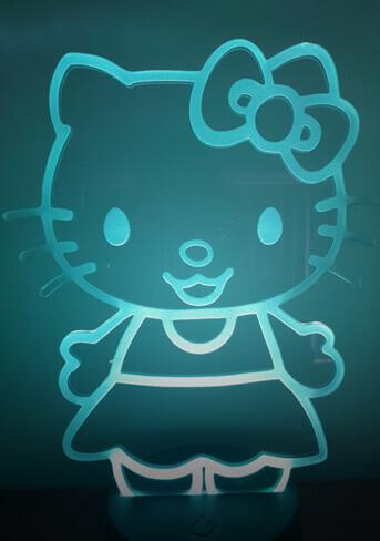 Hello Kitty LED LIGHTS