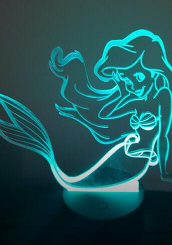 Mermaid LED LIGHTS