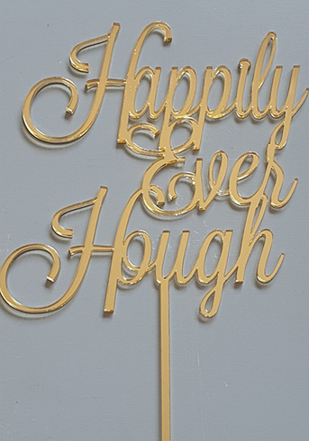 Happily ever
